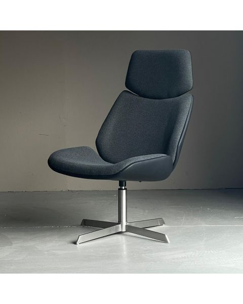 Stoffen Fauteuil Grade Rood