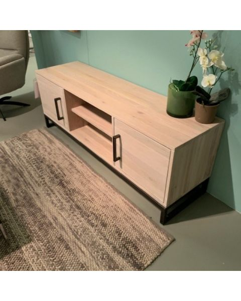 tv-dressoir hout